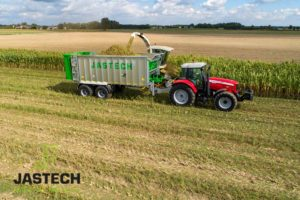 Agricultural bulk trailer MEGA 140