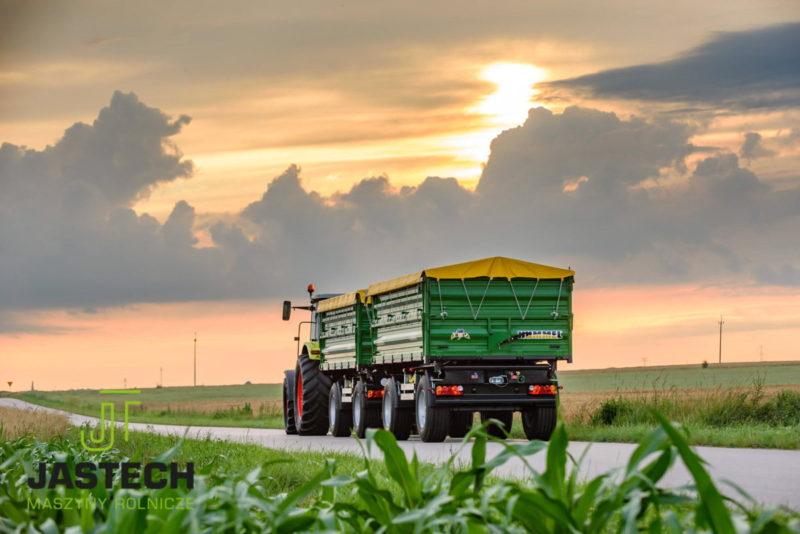 Сельскохозяйственный прицеп Hummel