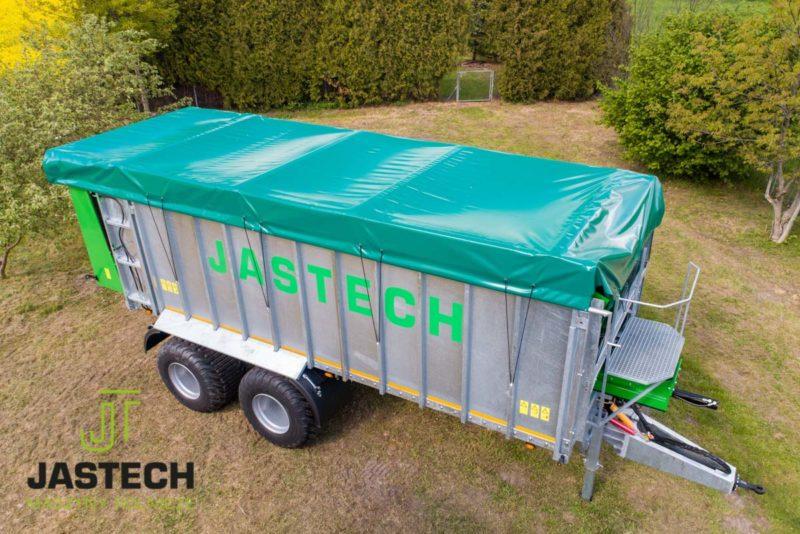 Agricultural bulk trailer MEGA 160
