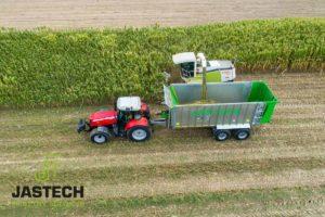 Сельскохозяйственный прицеп MEGA 160