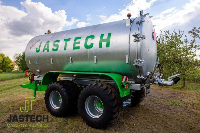 Producent Maszyn Rolniczych | Jastech